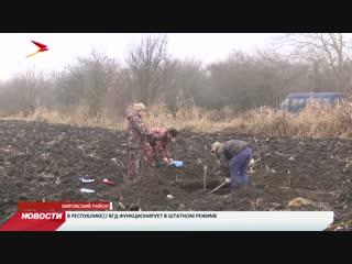 В Кировском районе начались археологические раскопки средневекового города Татартуп