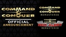 COMMAND AND CONQUER - OFFICIAL | FIRST Video - Tiberiun Dawn / Red Alert REMASTERED [2018]