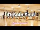 It Solo Solo Line Dance Easy Intermediate Francien Sittrop Demo Count