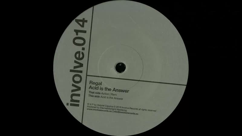[4][128.00 E] regal ★ acid is the answer