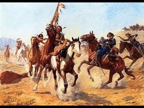 Последняя битва русских и индейцев