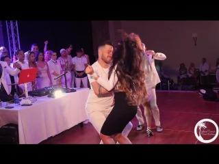 Танец Бачата - глаз не оторвать!!!