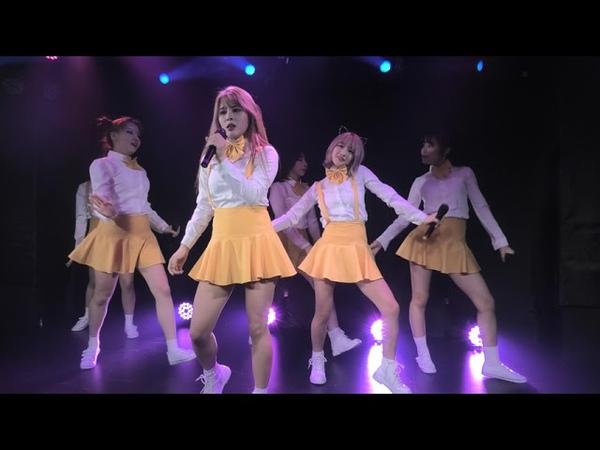 [4K] 2019.1.17 PINKFANTASY(핑크판타지) JAPAN 1st CONCERT(G)I-DLE HANN COVER