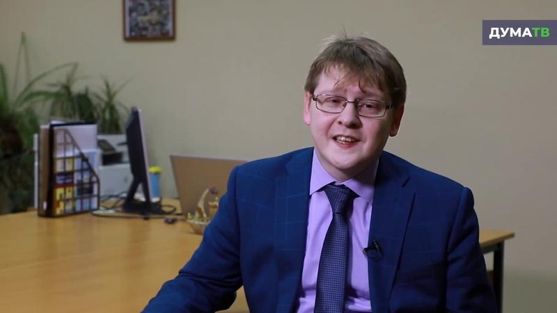 Олег Смолин о школьных учебниках для детей с ОВЗ