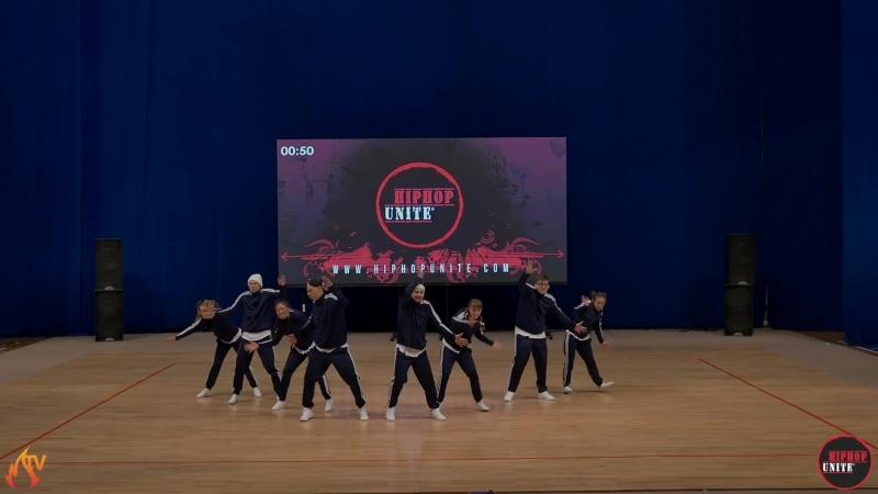 ФОРСАЖ   ADULTS CREW   HIP HOP UNITE 2017   FORSAGE DANCE SCHOOL Екатеринбург