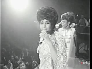 Queen of Soul Aretha Franklin Live Amsterdam 68 ( Natural Woman/Comeback Baby)