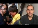 Diretamente do HOSPITAL Eduardo revela ALTO RISCO DE MORTE do Bolsonaro durante atentado