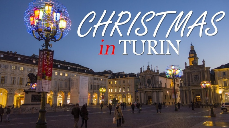 CHRISTMAS IN TURIN | Il Natale a Torino