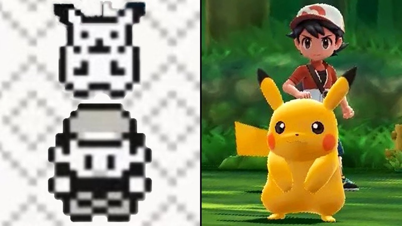 Evolution of Pokemon Games 1996-2018