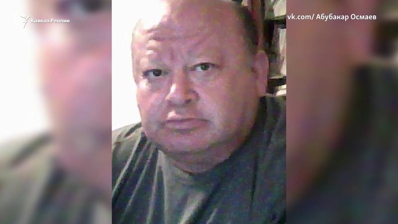 В Чечне умер автор ролика, разозливший Даудова