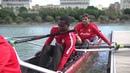 Promes y Pinel 'reman' para el Sevilla FC a cuatro días de la regata