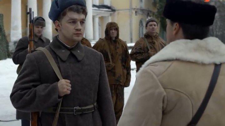 Сучьи войны 8 из 8 серия (2014)