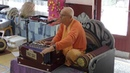 HH Kadamba Kanana Swami - kirtan before Ratha Yatra, 11.07.2018