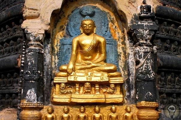 Место, где Будда достиг просветления