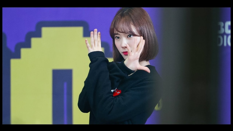 [Fancam] 190109 IDOL RADIO @ Luda