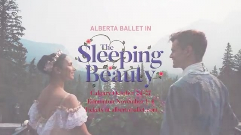 Alberta Ballet in The Sleeping Beauty