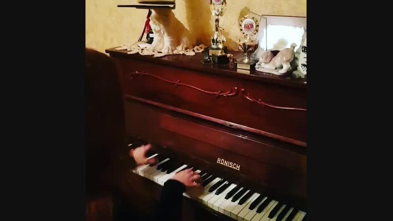 Vixx - fantasy (piano)