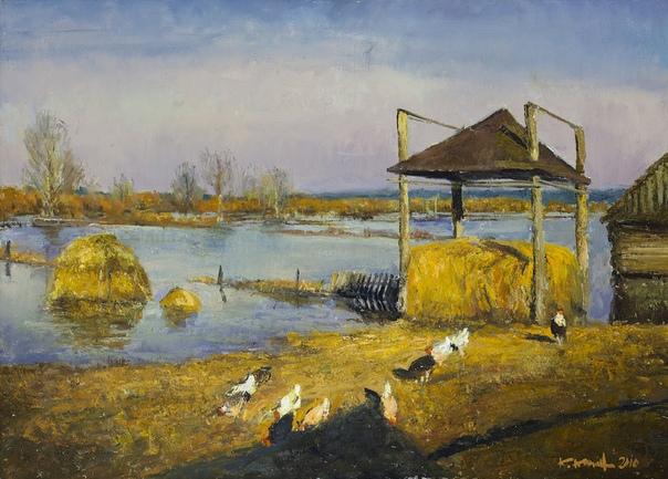 Качан Константин Иванович (Кастусь Качан) (Новогрудок, Беларусь)