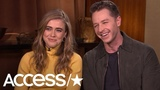 'Manifest': Melissa Roxburgh & Josh Dallas On What The Airplane Mystery Show Is Really | Access