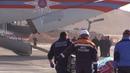 Спасатели эвакуируют пострадавших при стрельбе в керченском колледже — видео
