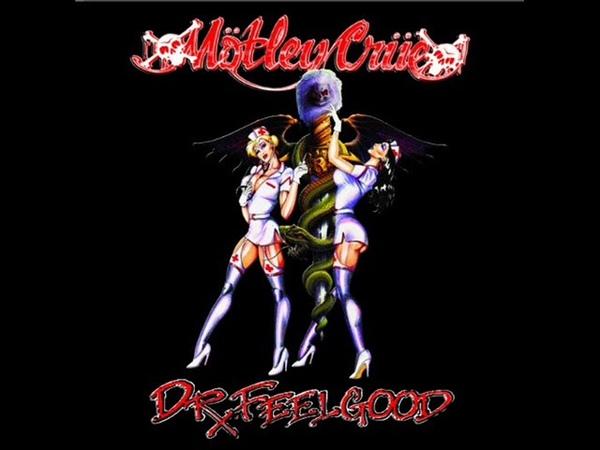 Mötley crüe - Dr. feelgood (instrumental)