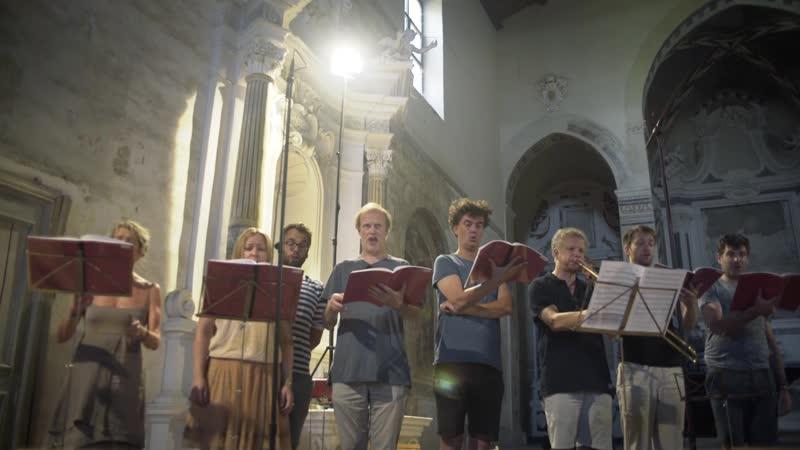 MONTEVERDI _⁄_⁄ Vespro della Beata Vergine by Philippe Herreweg he Collegium Vocale Gent