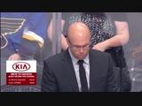 NHL 2018-2019 / RS / 17.11.2018 / St. Louis Blues - San Jose Sharks