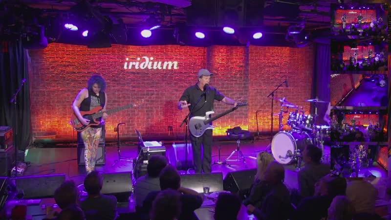 Adrian Belew Power Trio - Iridium Jazz Club, New York, 7 June 2018