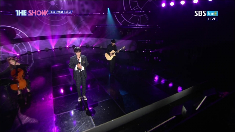 [Debut Stage] 180904 Jin Longguo (김용국) - Self Interview (셀프 인터뷰) Friday n Night