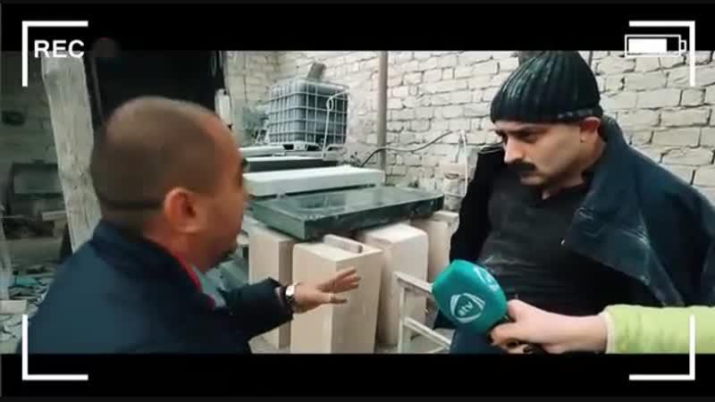Reportaj Canal ATV Azerbaycan Xeberler