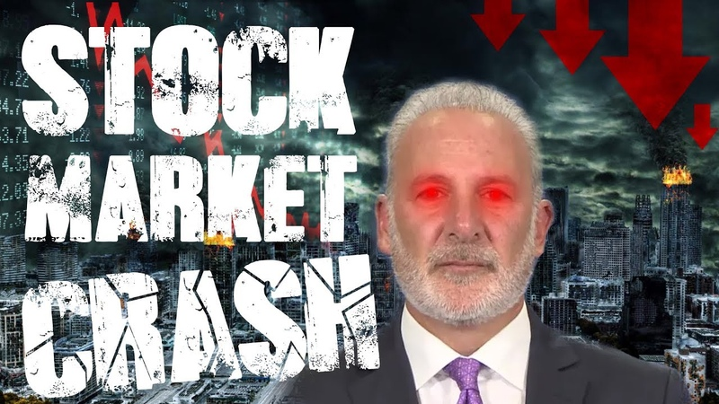 MUST WATCH !! PETER SCHIFF - THE COLLAPSE HAS BEGUN !! STOCK MARKET CRASH 2019 (Jan 17th,2019)