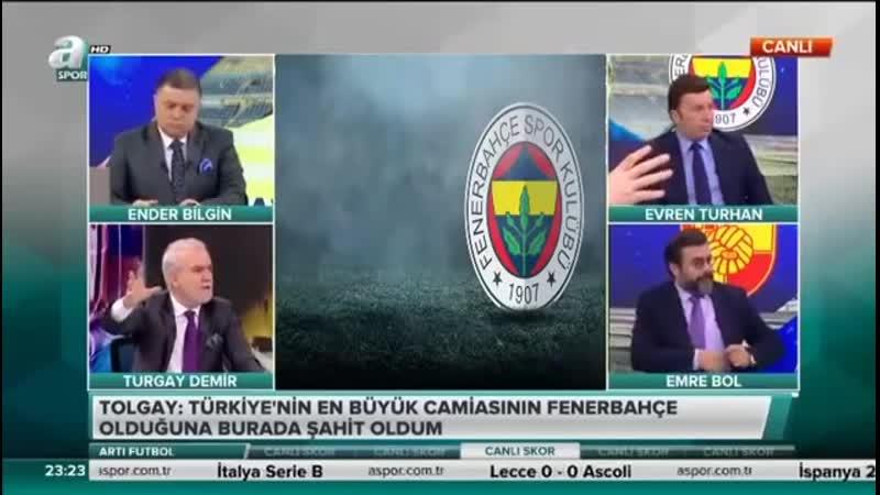 Tolgay Arslandan Flaş Açıklama Beşiktaş Armasını Hiç Öpmemiştim ¦ Fenerbahçe 2 0 Göztepe Maç Sonu