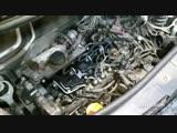 30 минут на диагностику двигателя благодаря использования эндоскопа. Opel Vivaro