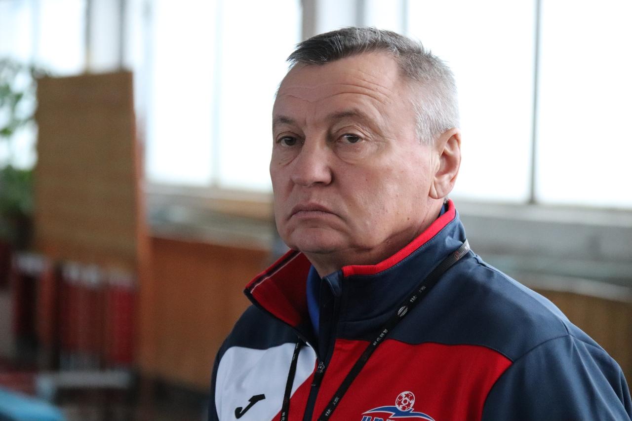 Валерий Журавлёв покинул ФК «Иртыш» (17.06.2019)