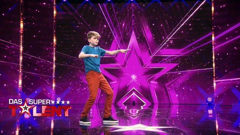 Berührend! Kleiner Tänzer ganz groß! | Das Supertalent 2018 | Sendung vom 27.10.2018