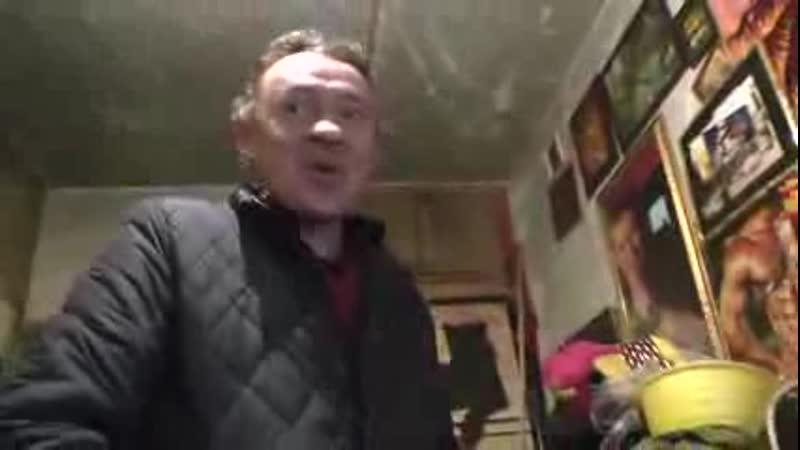 С другом-музыкантом-Серёжкой Дубком о предательстве его женщины.певец ПРОРОК САН БОЙ