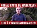 Génération Identitaire au Maroc contre le Pacte de Marrakech !