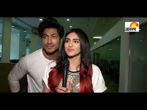 This is how Vidyut and Adah charmed Jagran reporter