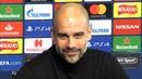 Pep Guardiola Full Pre Match Press Conference Manchester City v Hoffenheim Champions League