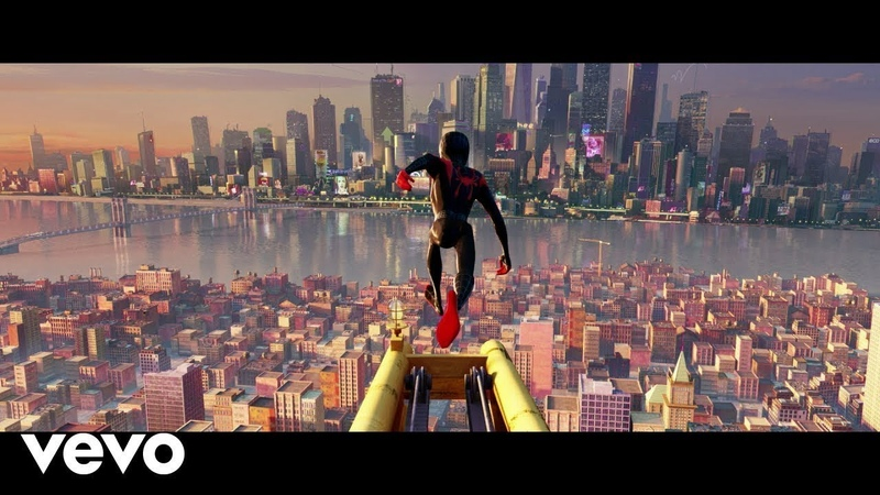 Post Malone, Swae Lee - Sunflower (Spider-Man Into the Spider-Verse)