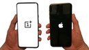 OnePlus 7 Pro vs iPhone XS Max Speed Test, Speakers Cameras!