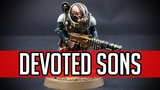 How to paint Kill Team Devoted Sons Neophyte Hybrids