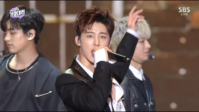 IKON - '죽겠다(KILLING ME)' '사랑을 했다 (LOVE SCENARIO)' in 2018 SBS Gayodaejun