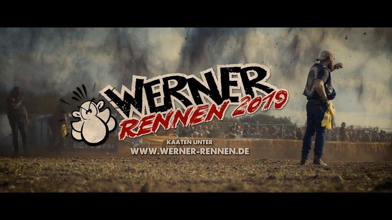 Werner Rennen 2019 - Offizieller Trailer