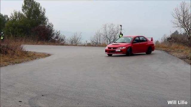EVO Amazing Drifting Skills