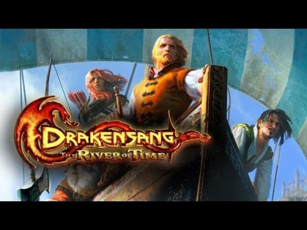 Drakensang: The River of Time (Yettich) часть 5 - Поход в Руины