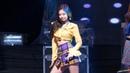 180516 제니 Jennie 블랙핑크 BLACKPINK 휘파람 WHISTLE @명지대 축제 4K 60P 직캠 by DaftTaengk