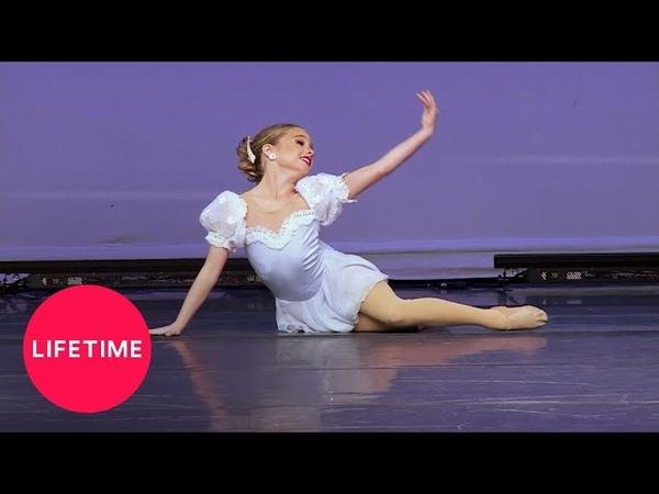 Dance Moms Mackenzies Solo - Cry (Season 4) | Lifetime