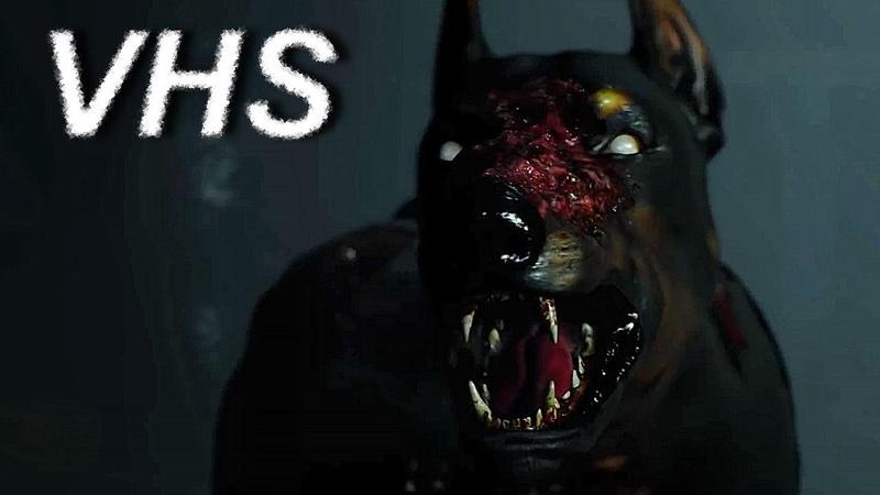Resident Evil 2 Remake - Трейлер TGS 2018 на русском - VHSник
