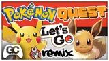 Pokemon Quest, Let's Go!
